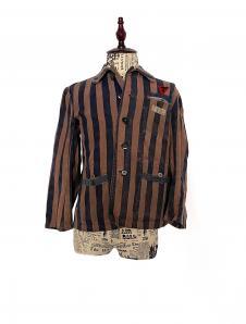 KZ Buchenwald Häftlingskleidung