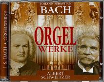 Johann Sebastian Bach, Orgelwerke