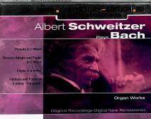 Albert Schweitzer Plays Bach