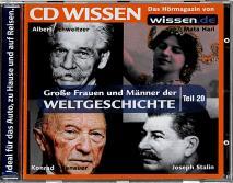 Große Frauen und Männer der Weltgeschichte, Teil 20