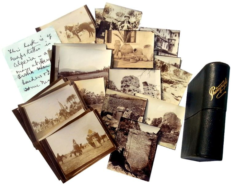 Ausgrabungen in Tipaza