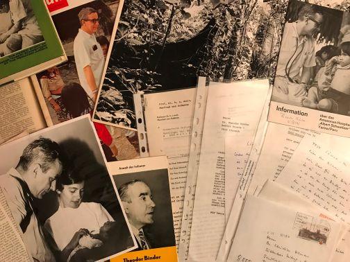Theodor Binder Archiv
