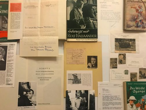 Rolf Italiaander Archiv