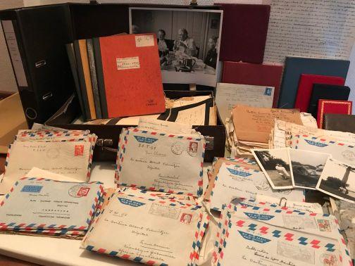 Emmy Martin Archiv