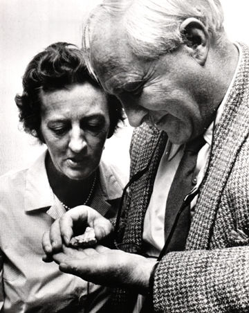 Leakey, Mary (Douglas Nicol)